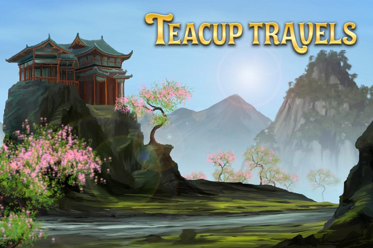 Teacup Travels - Japan