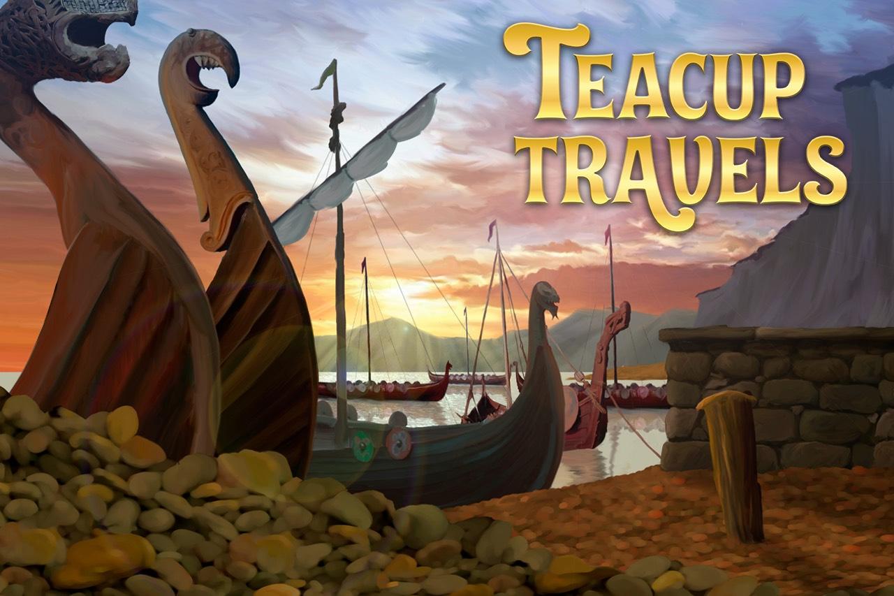 Teacup Travels - Viking